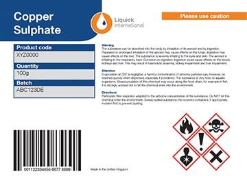 PE Matte Label