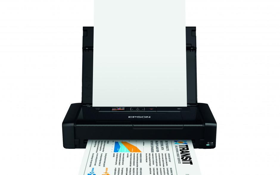 Epson'dan Dünyanın En Hafif Portatif A4 Yazıcısı