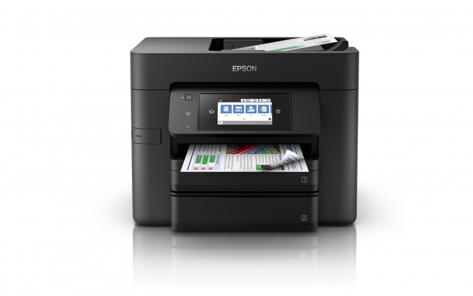 Epson launches small but mighty WorkForce Pro range