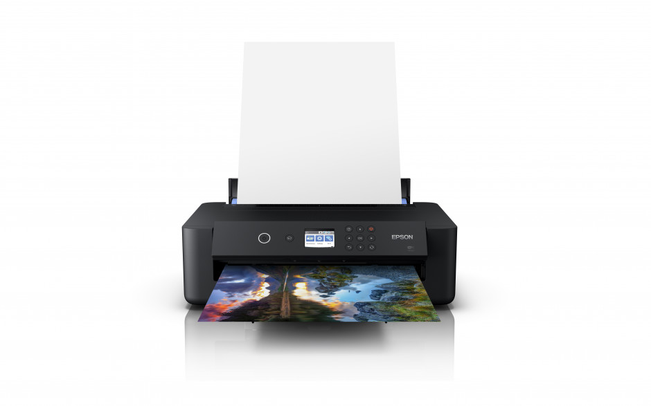 Společnost Epson představuje svou nejmenší fotografickou tiskárnu A3+