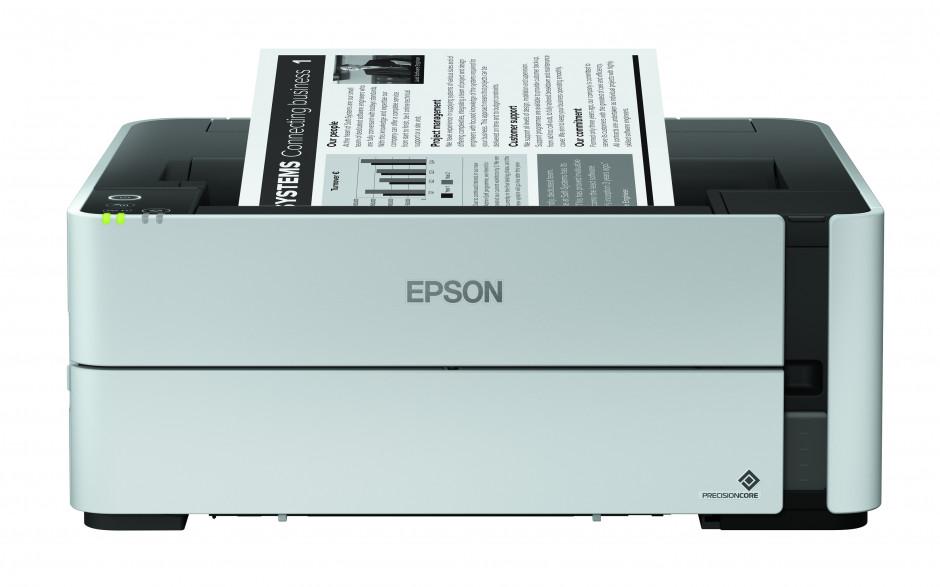 Η Epson παρουσιάζει την πλήρη σειρά ασπρόμαυρων εκτυπωτών EcoTank