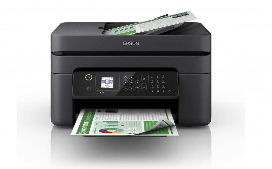 Epson julkaisee neljä kilpailukykyistä ja tyylikästä WorkForce-tulostinta