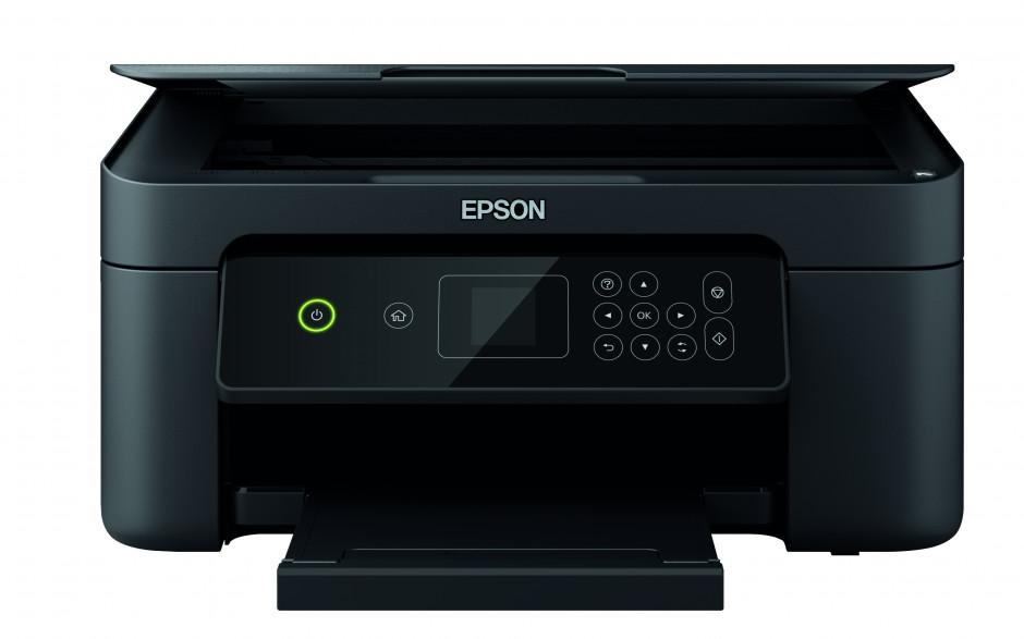 Epson apresenta as novas impressoras multifunções 3 em 1: económicas, flexíveis e elegantes