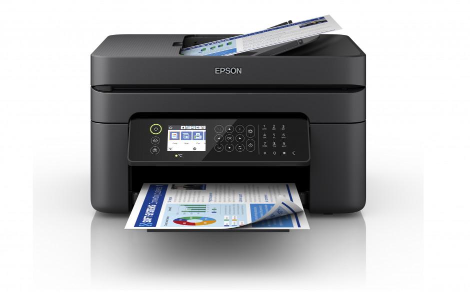Epson prezentuje konkurencyjną i stylową drukarkę WorkForce