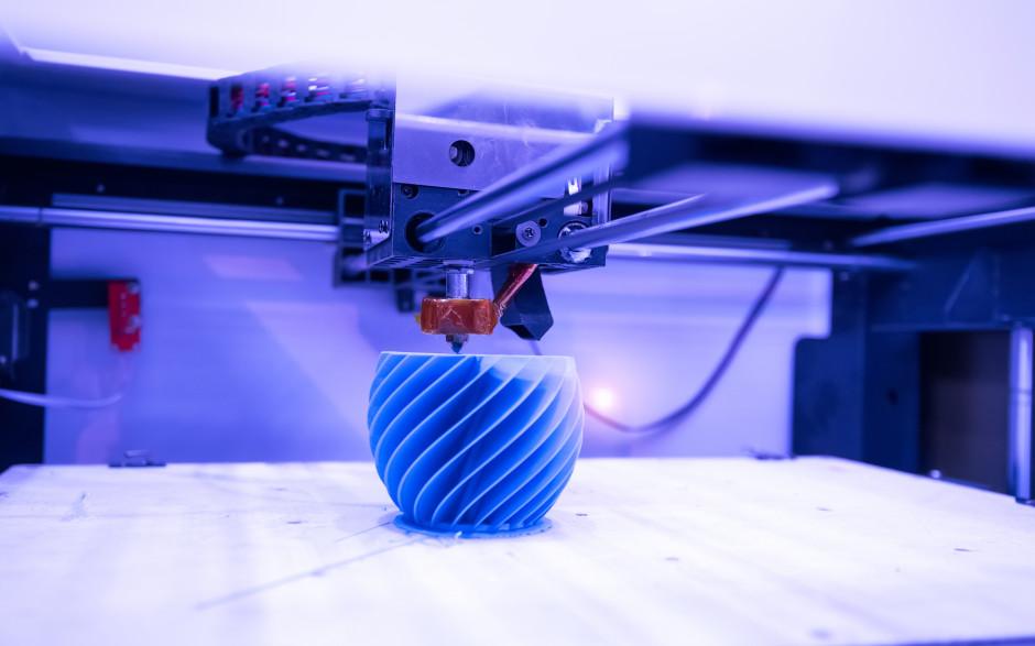 Imprimarea 3D va aduce producția la nivel local
