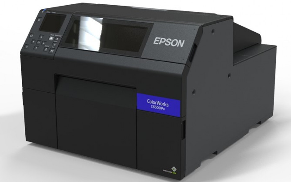 Epson lanserer fire on-demand-etikettskrivere for skreddersydd og fleksibel fargeetikettering på Labelexpo 2019