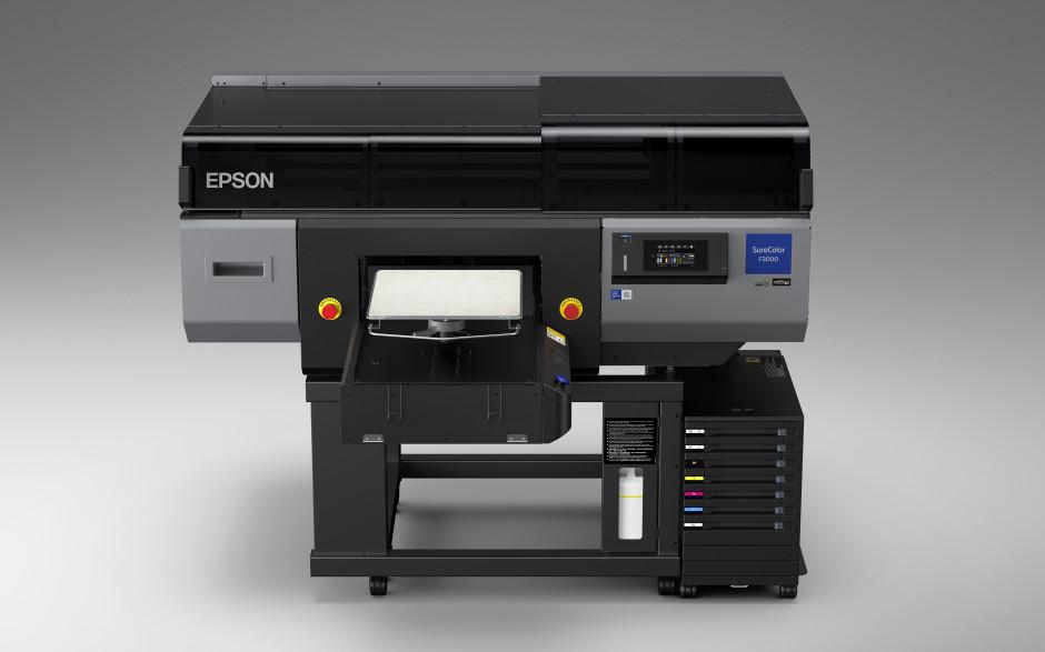 Epson presenta su nueva solución para impresión directa de prendas: alta productividad y respuesta a cargas de trabajo exigentes