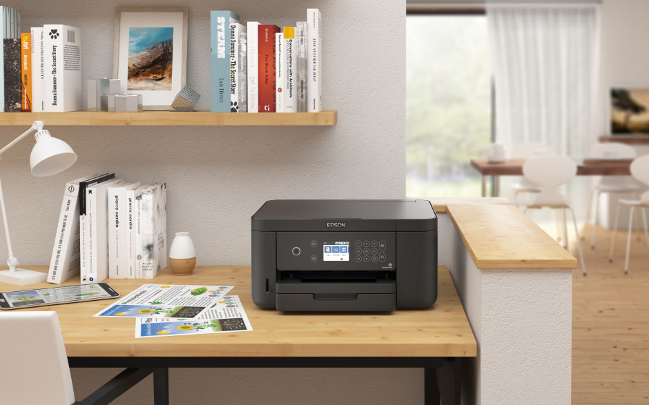 Epson apresenta gama de impressoras multifunções para PMEs