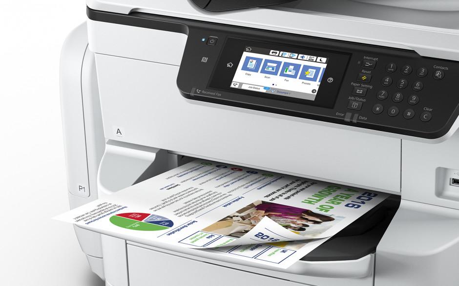 Studiu Epson: Companiile din România deţin, în medie, 5,5 imprimante