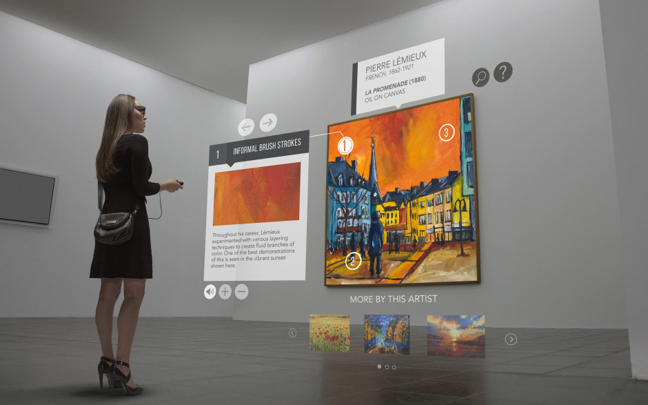 Epson's latest smart glasses bring museums and other visitor attractions to life through augmented reality