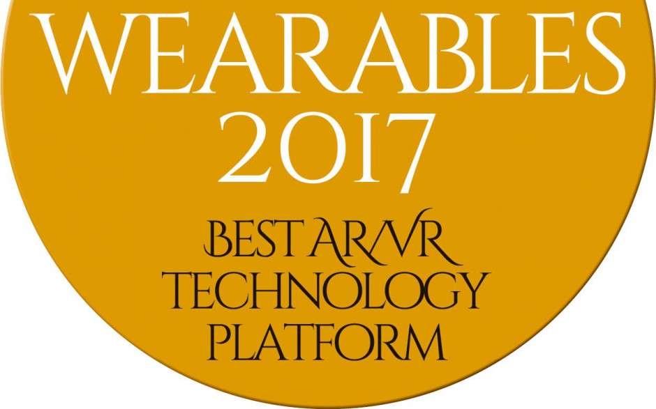 Epson wins Best AR/VR Technology Platform at the 2017 Wearable Tech Show Awards