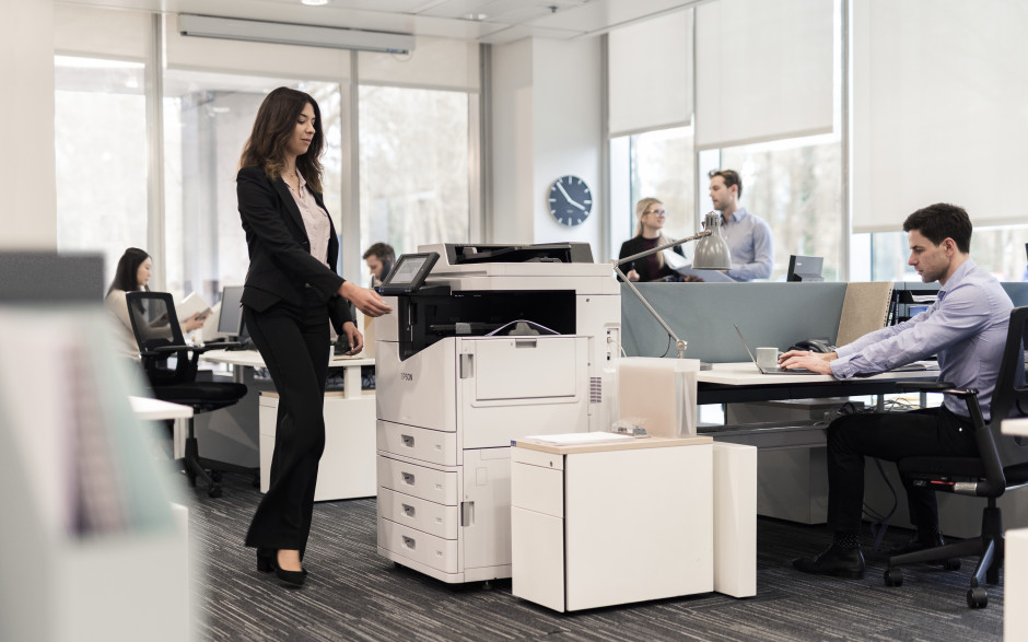 Epson partners with Nuance to address global corporate print market