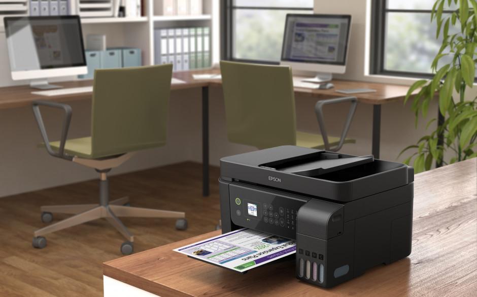 Swap to cartridge-free printing