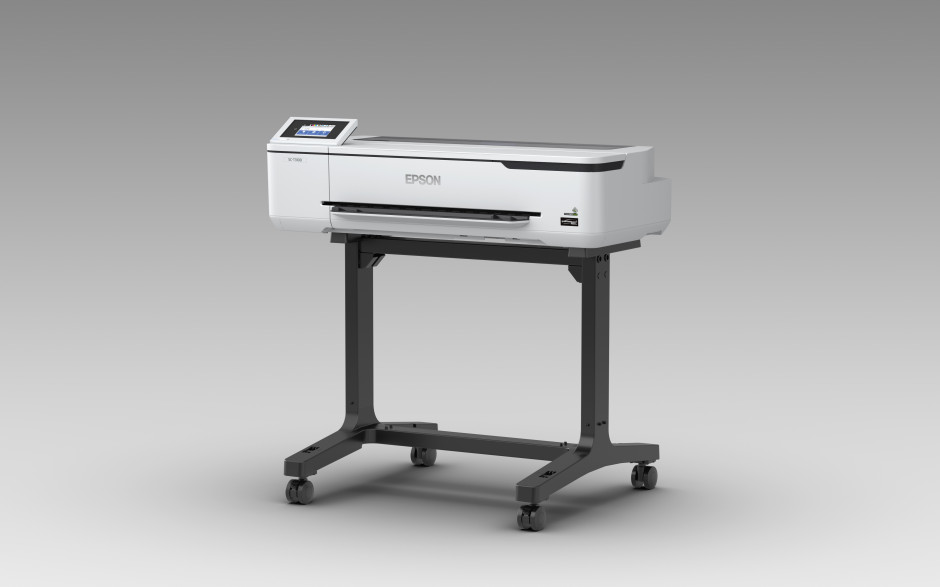 Epson Expands Its Large Format Printer Range With New T-Series Wireless Printers To Serve Wider Range of Technical Users