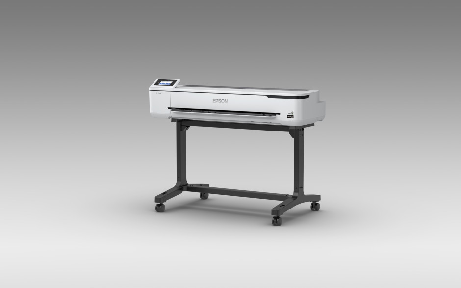 Epson Expands Its Large Format Plotter Range With New T-Series Wireless Printers To Serve Wider Range of Technical Users
