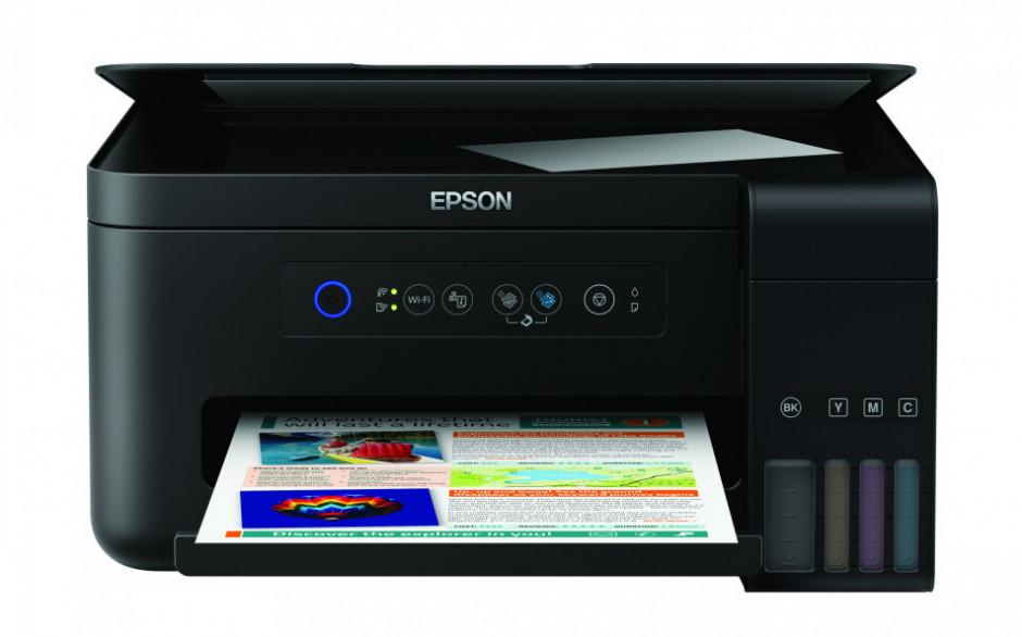 Epson prichádza s novou generáciou tlačiarní bez kazetových náplní