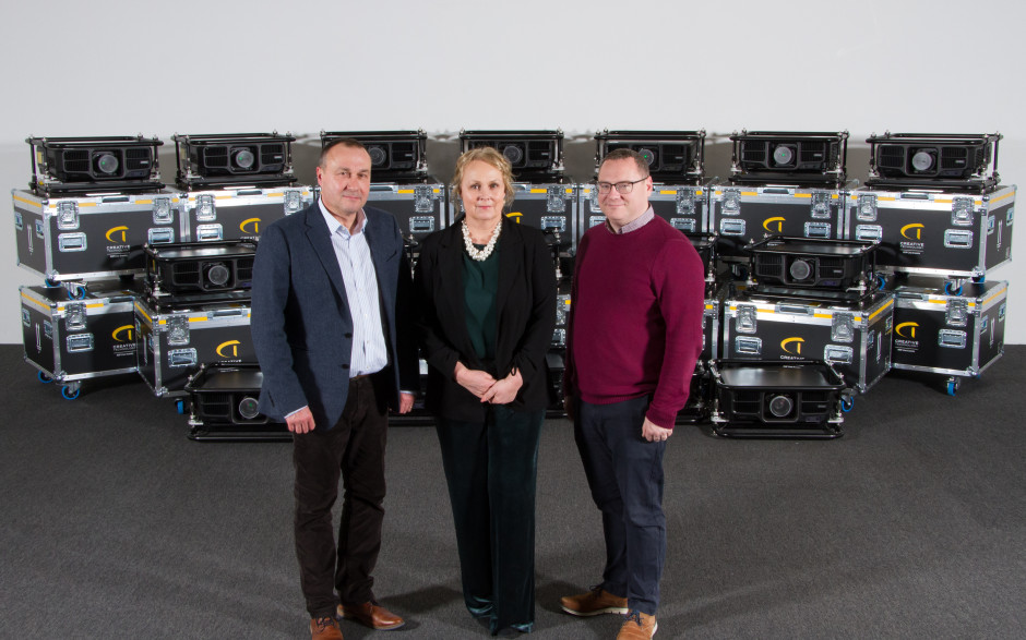 Global AV supplier Creative Technology (CT) welcomes Epson into its UK portfolio