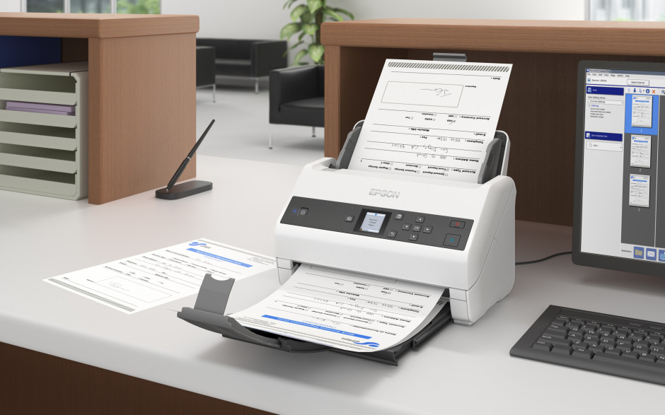 Two new highly productive and efficient compact document scanners