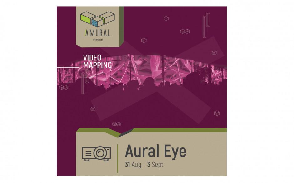 """Epson asigură echipamentele de proiecție pentru video-mapping şi filme la Festivalul """"Amural"""""""