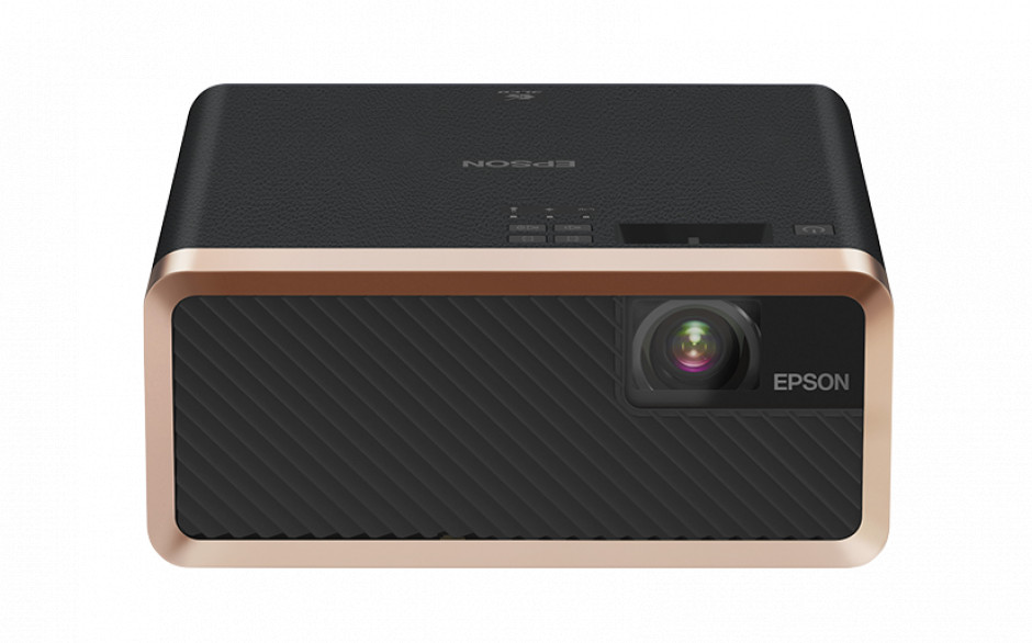 Epson launches world's smallest 3LCD laser projector*