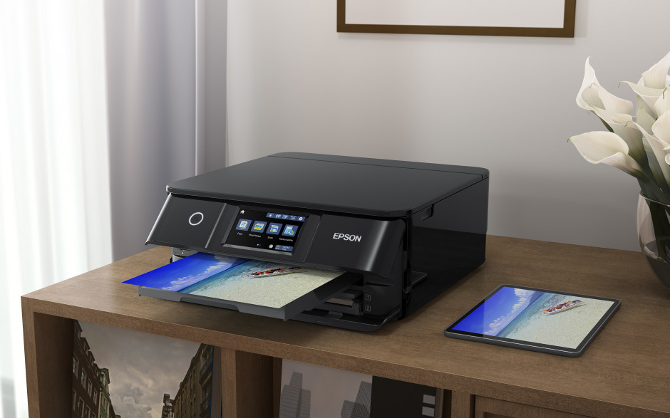 Epson lanceert Expression Photo alles-in-één printers