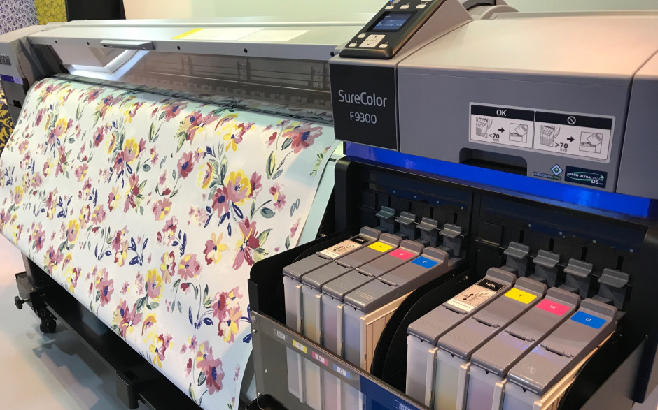 Epson promises breadth and depth with its comprehensive wide format portfolio