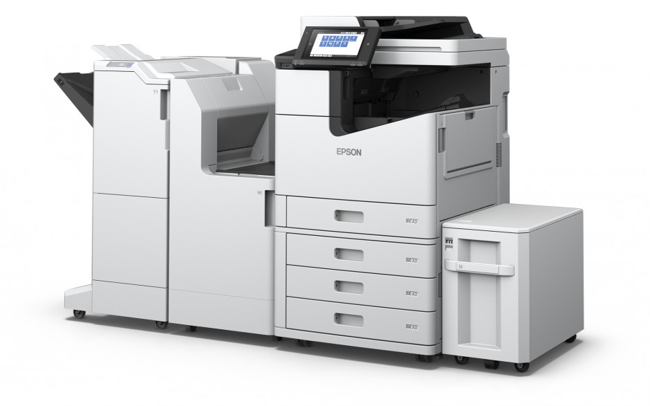 High-speed mono MFP meets demand for reliable, high-volume printing