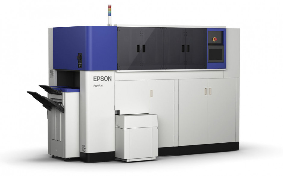 Epson printers and PaperLab named among the Good Design Best 100