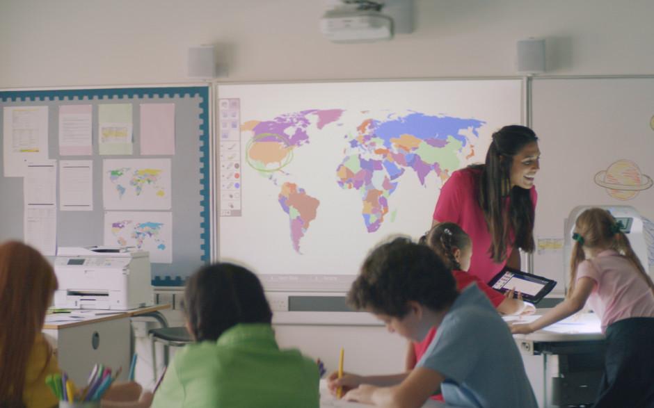 La taille de l'écran a son importance: Pourquoi le secteur de l'Éducation doit-il prendre au sérieux la question de la taille de l'écran?