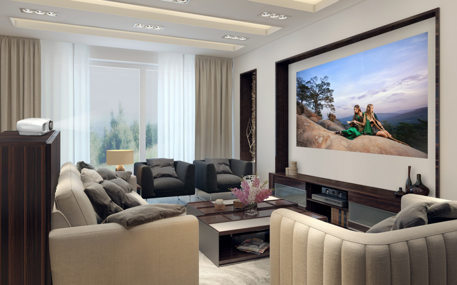 Epson launches versatile and affordable 4K PRO-UHD projectors for the whole family at IFA 2019