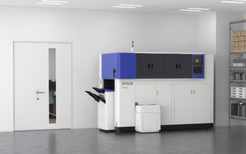 Epson PaperLab kommer till Europa