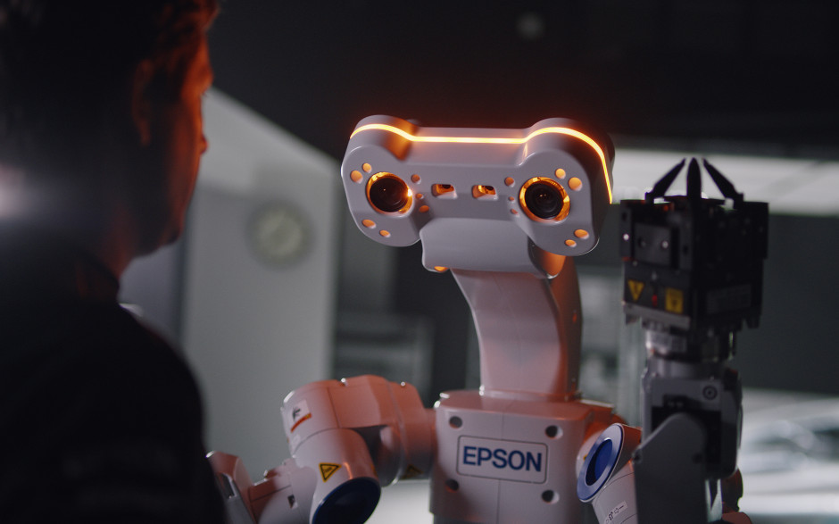 Meet Bertie the robot – the fast learner that sees everything